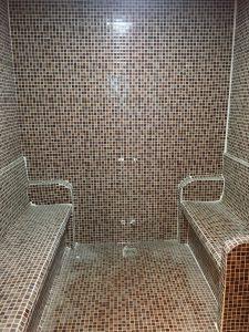 Phòng xông hơi ướt xây